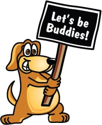 Let's be Buddies!