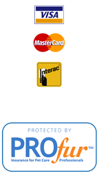 Visa Mastercard interac, ProFur Insured Insurance