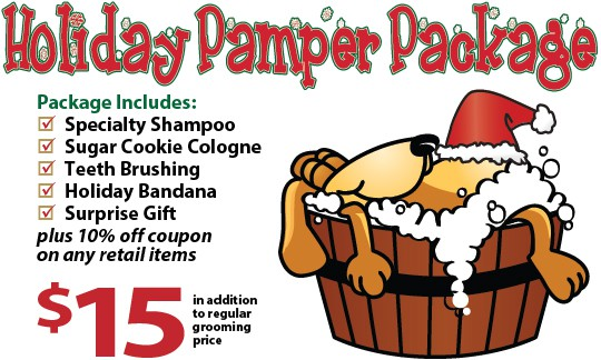 Holiday Pamper Package