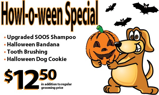 Howl-o-ween Special