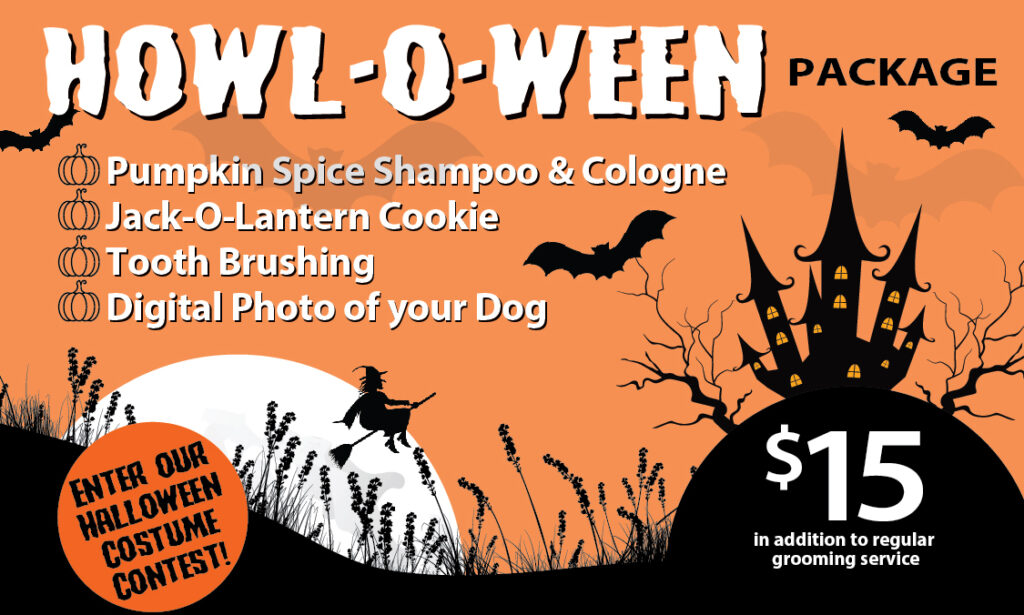Howl-O-Ween Special & Costume Contest
