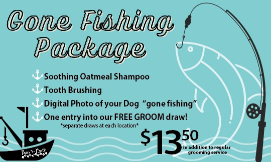 Gone Fishing Special